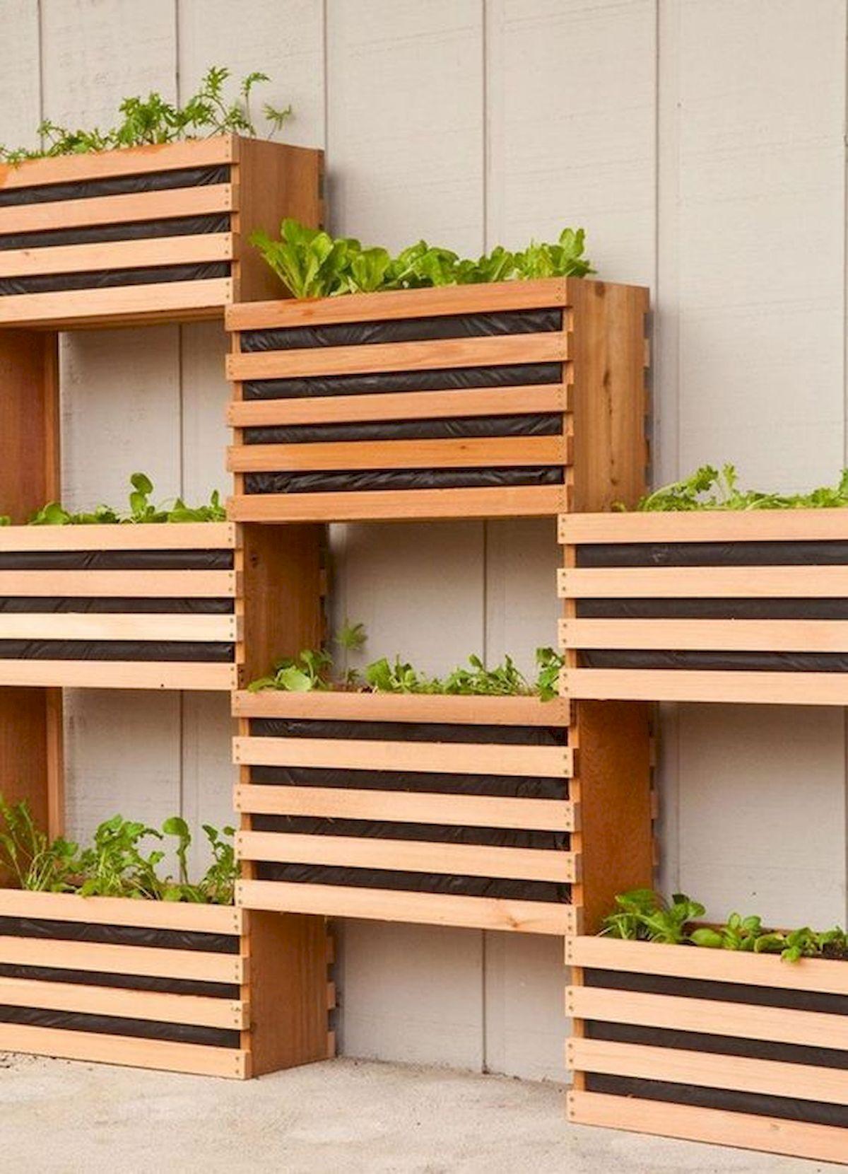 44 Creative DIY Vertical Garden Ideas To Make Your Home Beautiful (1)