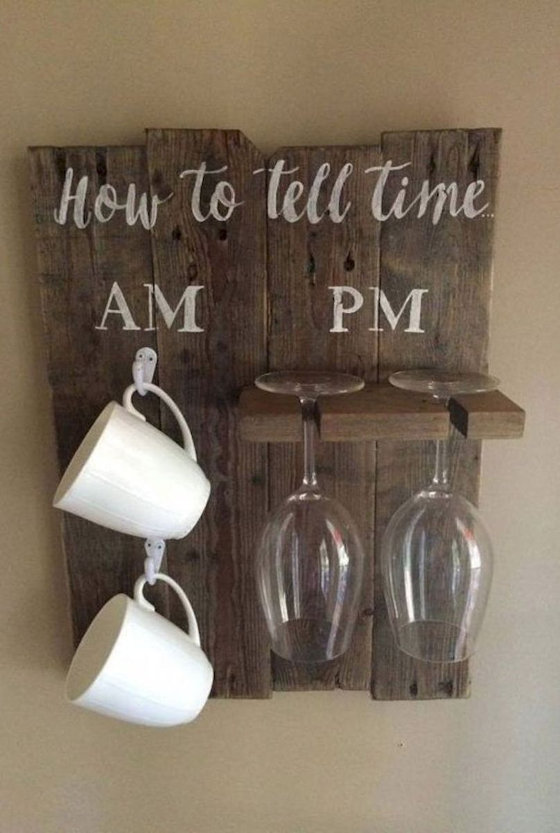 30 Creative DIY Rustic Wall Decor Ideas for Your Home (7)