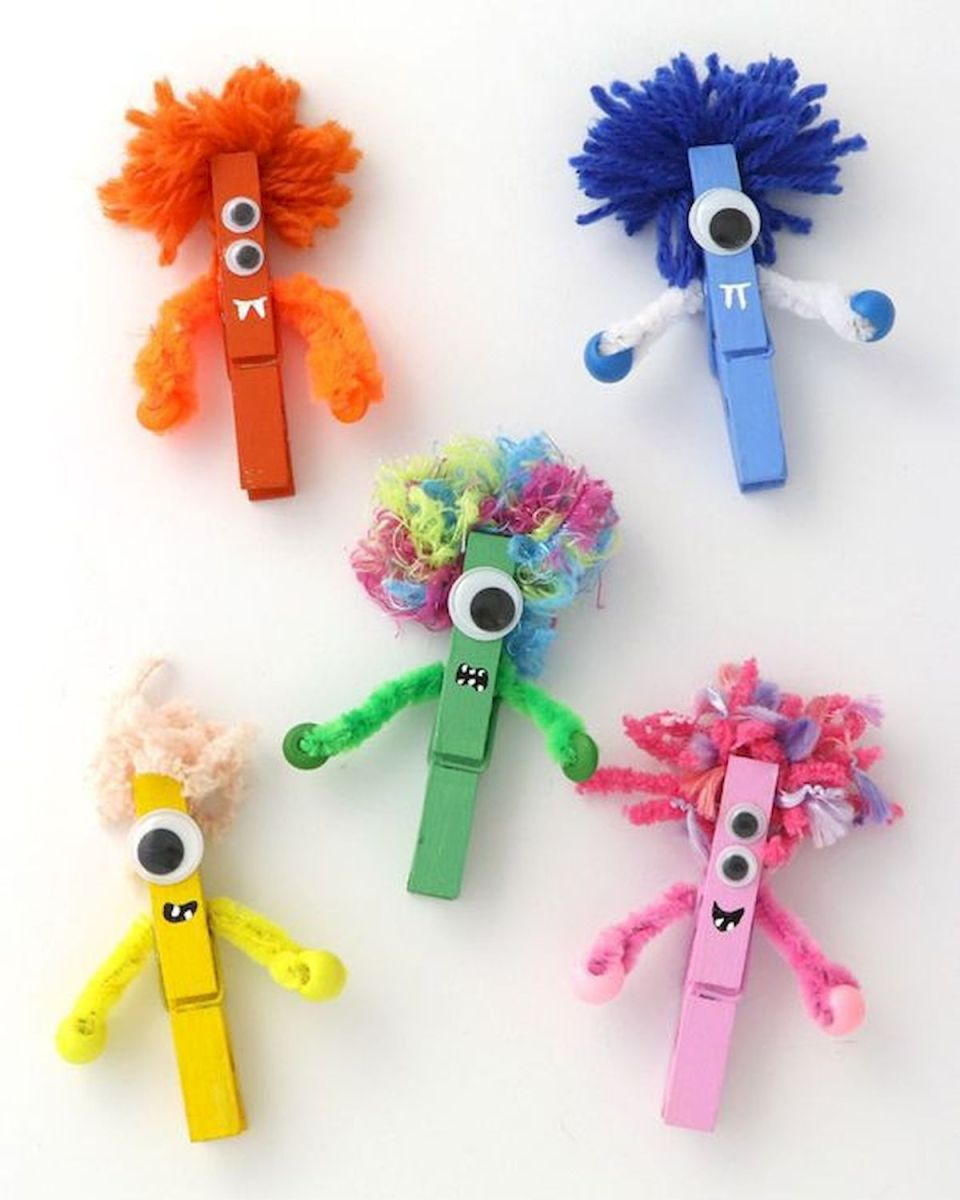 40 Easy But Awesome DIY Crafts Ideas For Kids (3)