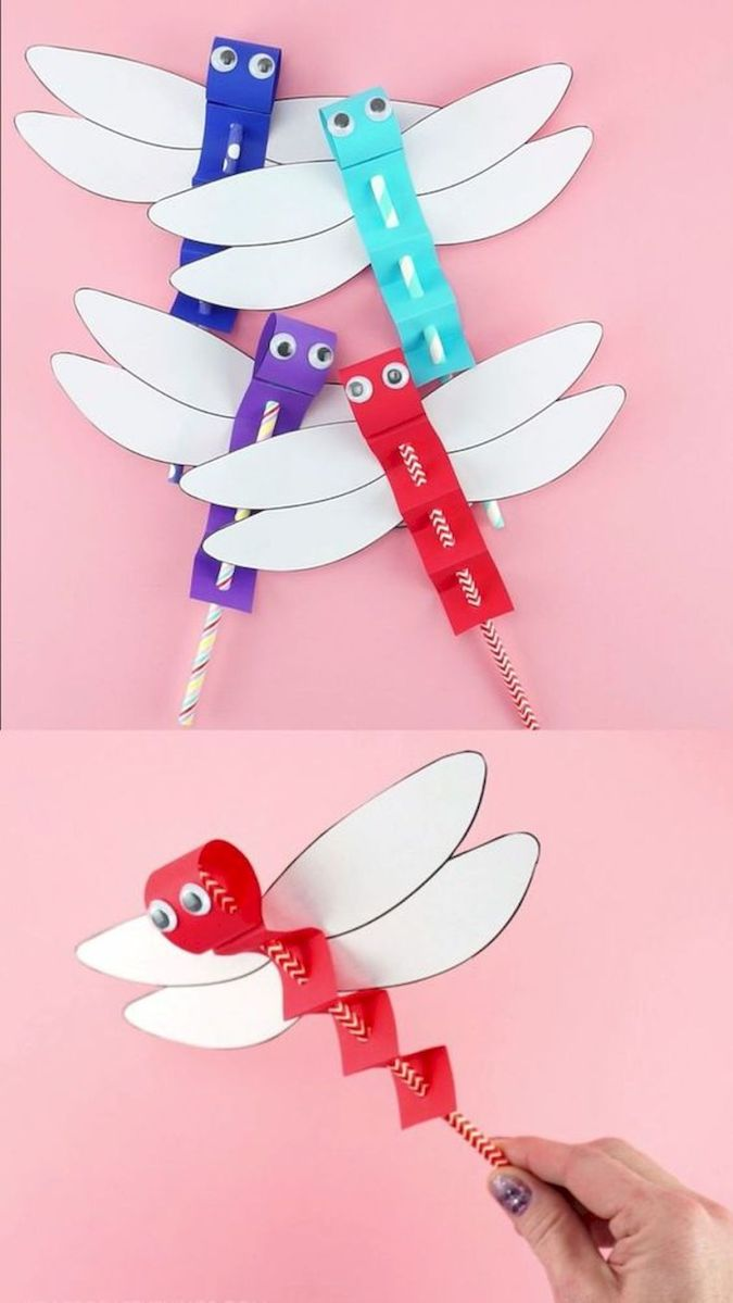 40 Easy But Awesome DIY Crafts Ideas For Kids (4)