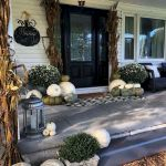 40 Fantastic DIY Fall Front Porch Decorating Ideas (22)