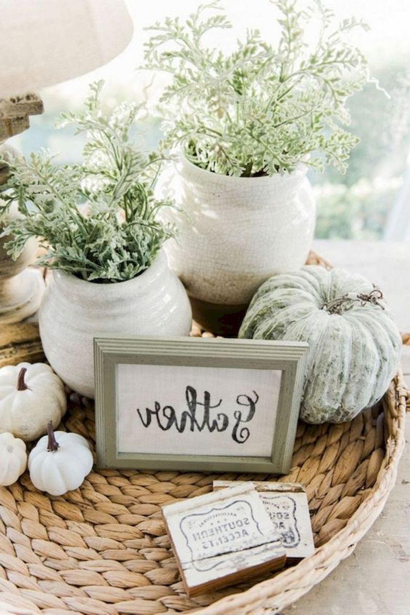40 Gorgeous DIY Fall Decoration Ideas For Living Room (13)