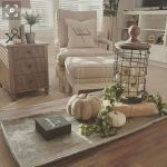 40 Gorgeous DIY Fall Decoration Ideas For Living Room (22)