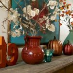40 Gorgeous DIY Fall Decoration Ideas For Living Room (6)