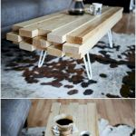 21 Creative DIY Woodworking Project Ideas To Make Your Home More Beautiful (2)