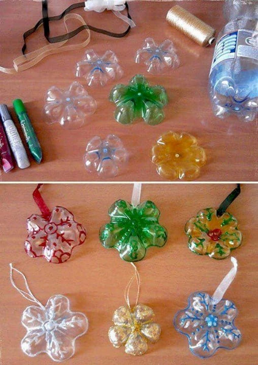 30 Amazing DIY Decorating Ideas With Recycled Plastic Bottles (29)
