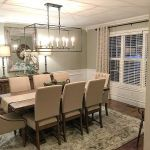 20 Awesome Farmhouse Dining Room Decor Ideas and Remodel (2)