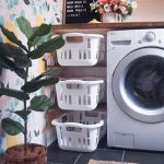 20 Beautiful Farmhouse Laundry Room Decor Ideas and Remodel (18)