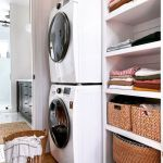 20 Beautiful Farmhouse Laundry Room Decor Ideas and Remodel (8)