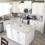 20 Beautiful Modern Farmhouse Kitchens Decor Ideas and Remodel (18)