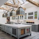 20 Beautiful Modern Farmhouse Kitchens Decor Ideas and Remodel (20)
