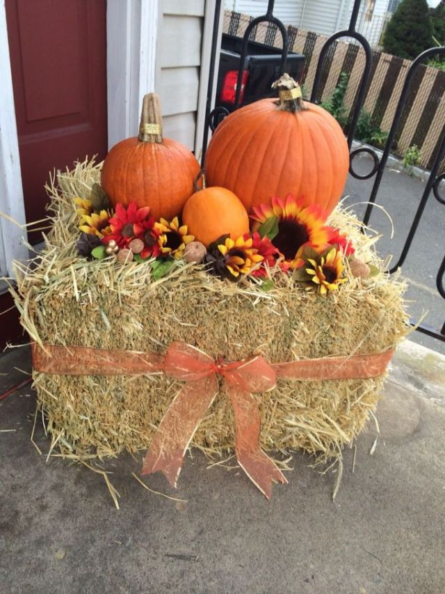 Best diy fall decorations for outside