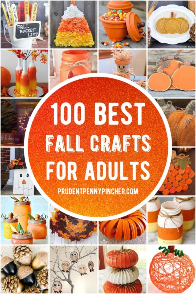 Beautiful fall crafts to make and sell