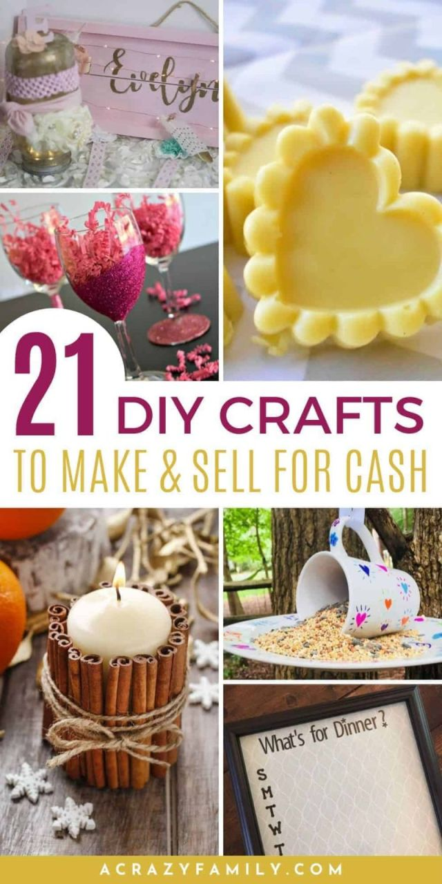 Top fall crafts to make and sell
