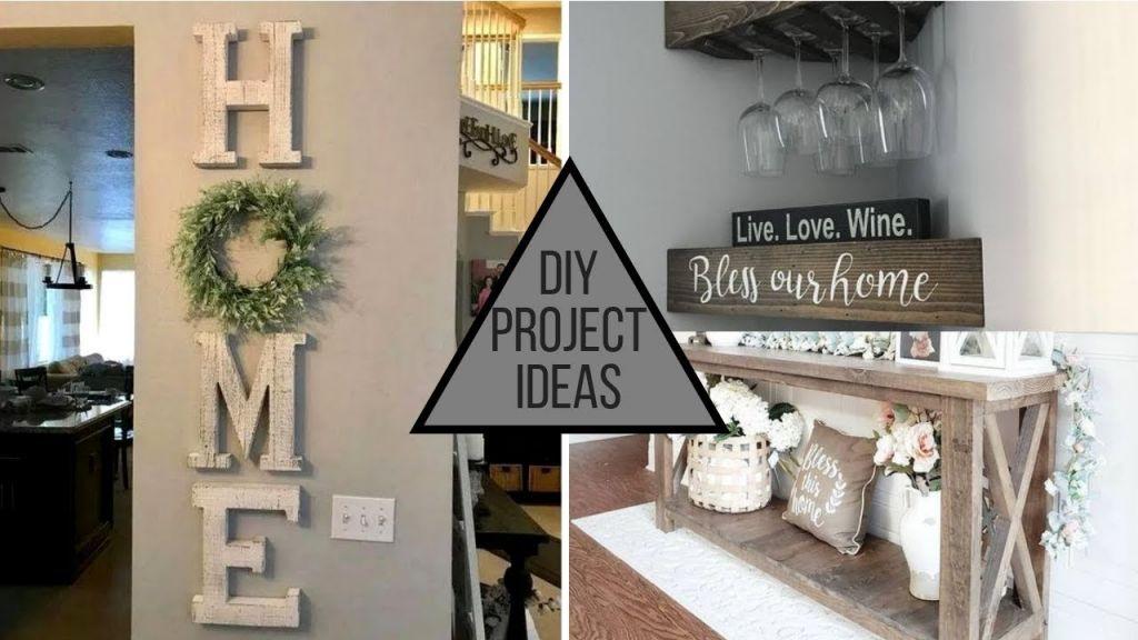 Top modern diy home decor