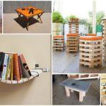 Beautiful Unique Homemade Furniture Ideas