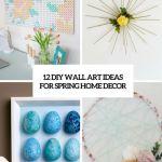 Best Easy Diy Wall Art Projects