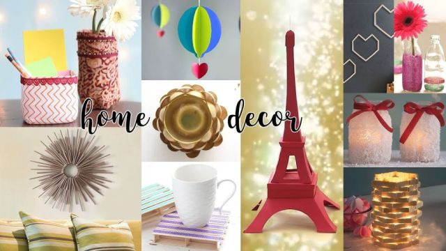 Best easy diy projects for home decor