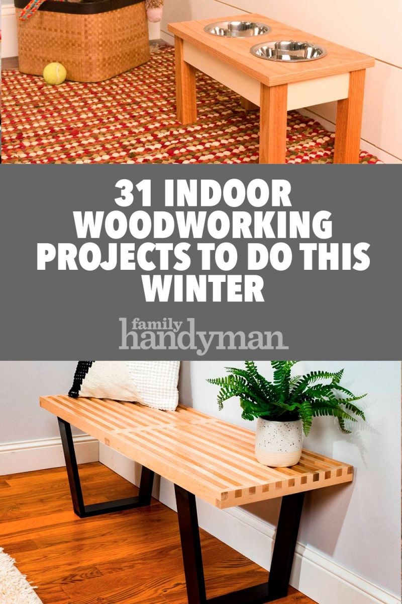 Cool Homemade Wood Furniture Plans