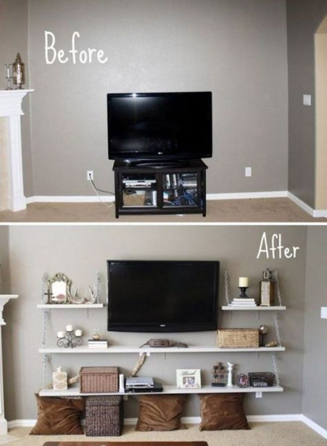 Awesome diy home decor ideas living room