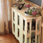Gorgeous Pallet Craft Ideas