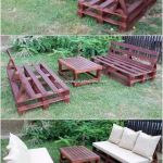 Top Wooden Pallet Ideas For Garden