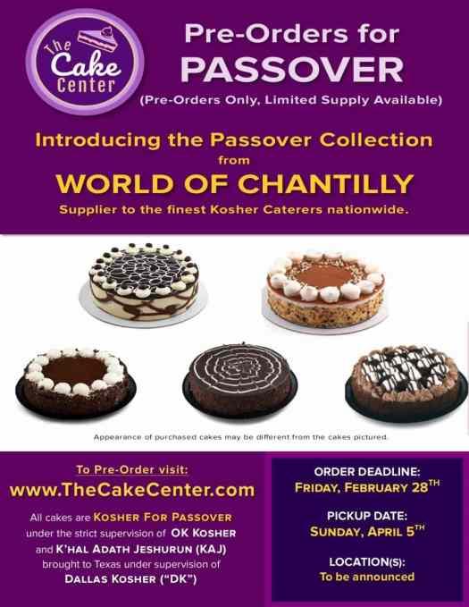 Kosher for Pesach 3
