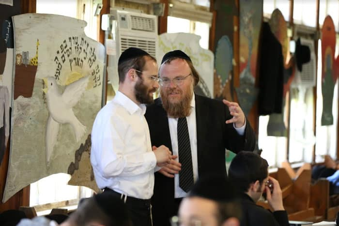 "Yeshiva Torasi Umnasi - A Yeshiva for Bochurim Who Couldn't Return to E""Y 2"
