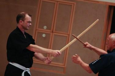 Haidong Gumdo Partnerübungen