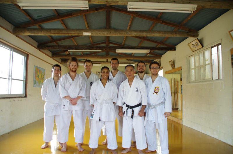 The Karate Nerds in Okinawa!