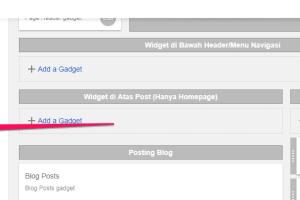 Trik Penempatan Iklan untuk Menaikkan Klik di Blogspot