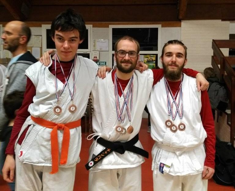 CHANBARA : Compte-rendu du stage technique de Lannion et du 2nd championnat de Bretagne du 21/02/2016