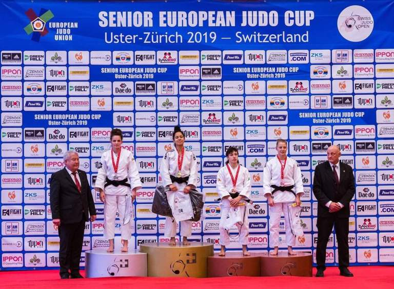 COUPE D'EUROPE SENIORS DE ZURICH…