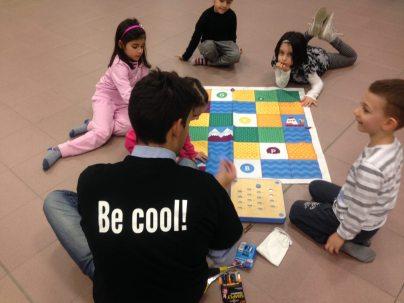 Bambine e bambini della primaria