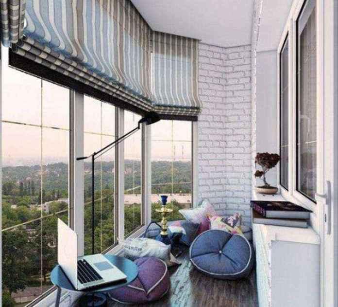 W1DQu2Xr4W8   Оригинальные идеи оформления балконов