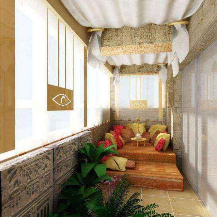 image7-1 | 20 великолепных идей обустройства лоджии или балкона