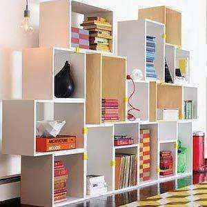 mebel-iz-kartona-003 | Нет денег на новую мебель? Не беда! Её можно сделать из…