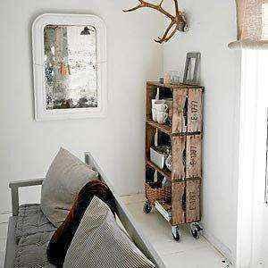 mebel-iz-kartona-020 | Нет денег на новую мебель? Не беда! Её можно сделать из…