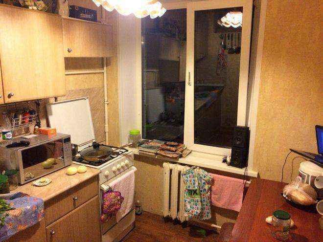 image1-20   Шестиметровая кухня может преобразиться самым неожиданным образом