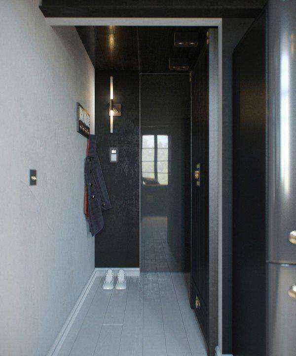 image10-24   Дизайн квартир до 30 метров. Часть 2