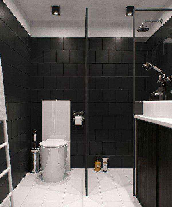 image14-17   Дизайн квартир до 30 метров. Часть 2