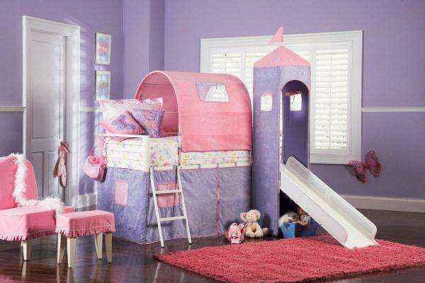 image15-12 | Сладкие мечты — лучшие идеи оформления детской!