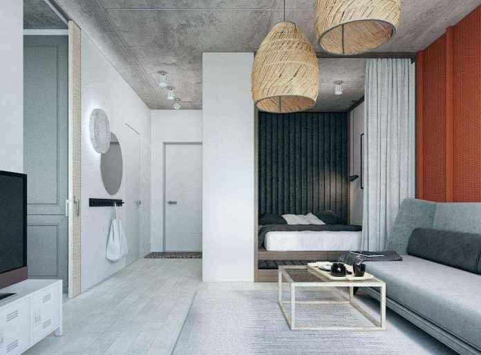 image3-43   Две идеи дизайна супермаленькой квартиры