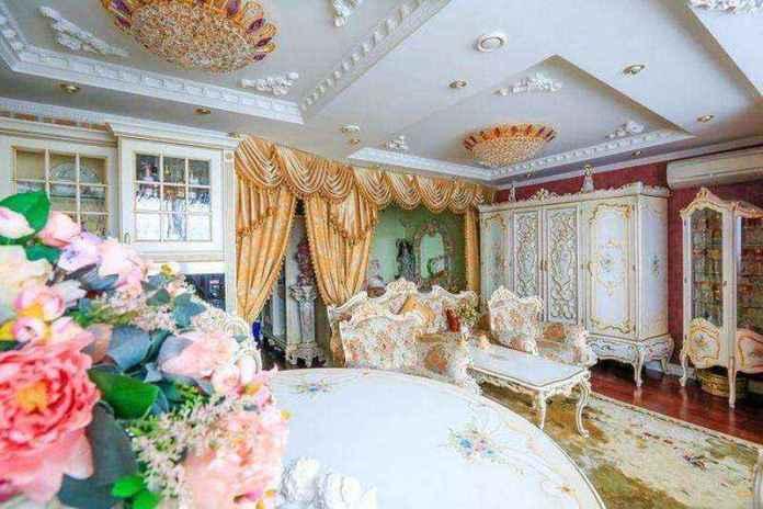 image4-2 | Дворец в квартире площадью 36 квадратных метров! Не верите — смотрите сами!