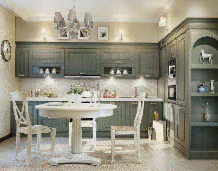 image4-28   Кухни в традиционном стиле