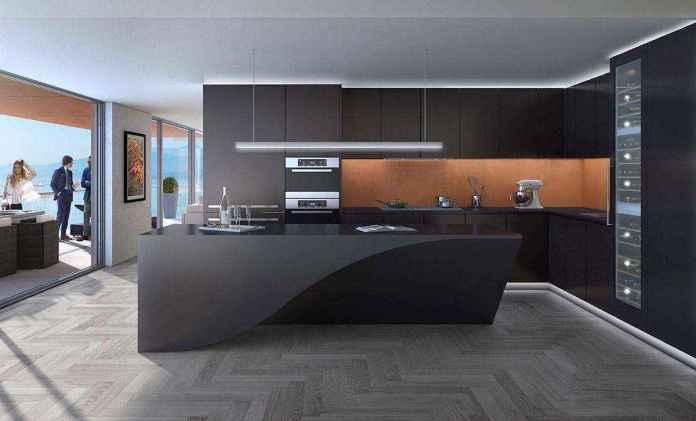 image4-35 | Черные кухни — новый взгляд на привычные вещи