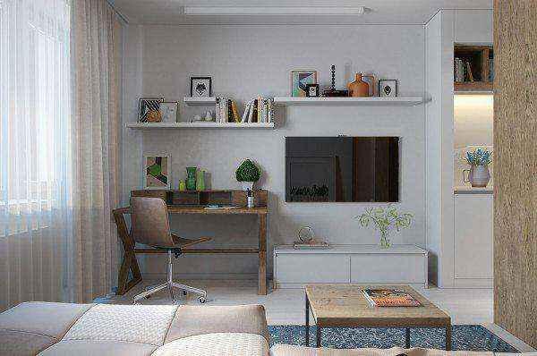 image4-36 | Дизайн квартиры менее 30 метров. Часть 1