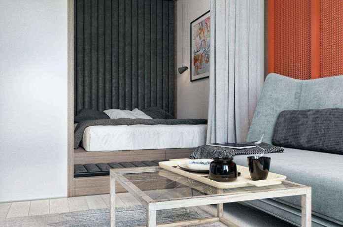 image4-41   Две идеи дизайна супермаленькой квартиры