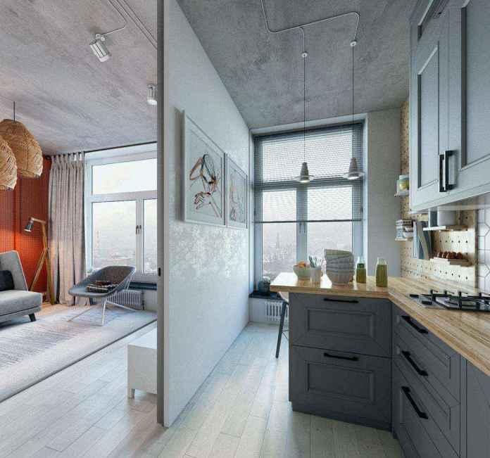 image5-39   Две идеи дизайна супермаленькой квартиры