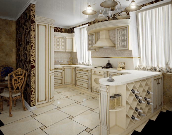 image5   Кухни в традиционном стиле